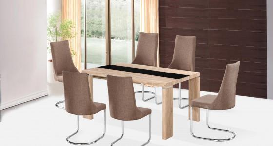 Párizs asztal + Verona szék