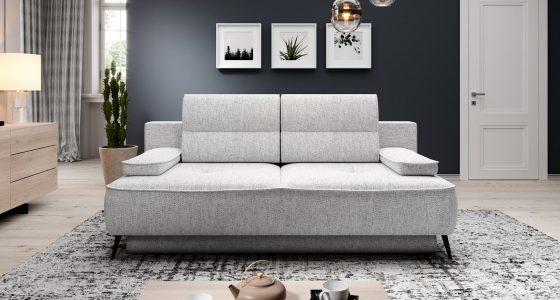 Vela kanapéágy travis 9206 III-as kategóriás szövet